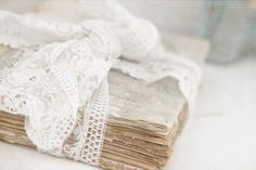 Wrapped in lace