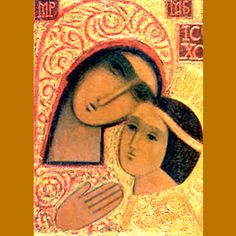 Aleutian Panayia & Jesus