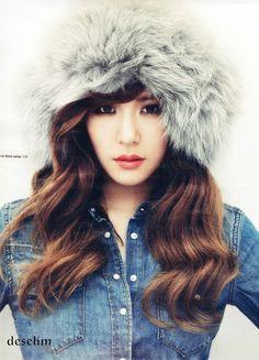 Stephanie Young Hwang (Hwang Mi-Young/ Hwang Tiffany) - SNSD ♡ Girl's Generation
