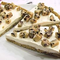 Cookie Dough Ice Cream Pizza by Rebekah Clark
