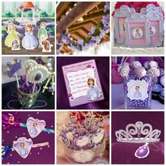 Enchant your guests with a visit to Enchancia! Learn how to host a party fit for a princess, with these magical Sofia the First party ideas!