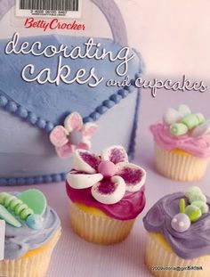 Decorating Cakes and Cupcakes - Eiko Santa - Álbuns da web do Picasa