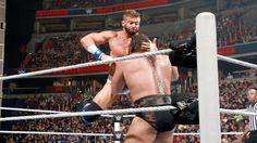 WWE Battleground 2016: Zack Ryder vs. Rusev – WWE United States Championship Match