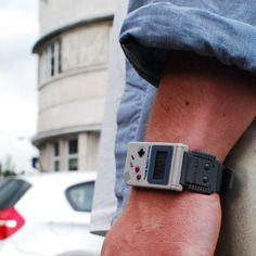 Game Boy Watch #nintendo #8bit