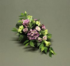 Funeral Flowers, Ikebana, Artificial Flowers, Floral Arrangements, Floral Wreath, Wreaths, Crafts, Diy, Home Decor