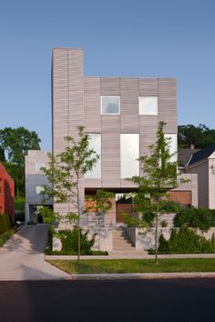 Fairview Townhouse by Bucchieri Architects
