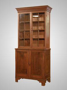 Pine Press/Cupboard : Christopher H Jones