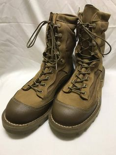 BATES E29502A USMC RUGGED ALL TERRAIN (RAT) HOT WEATHER COMBAT BOOTS, 9.5 R #Bates #DesertBoots