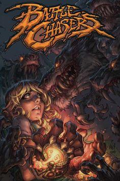 Battle Chasers Collected By Joe Madureira Joe Madureira, Comic Book Artists, Comic Artist, Comic Books Art, Battle Chasers, Comic Art Community, Comic Manga, Western Comics, Comic Games