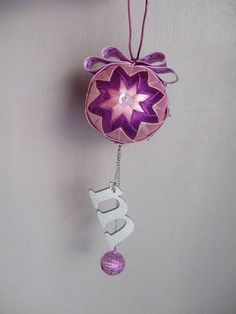 Christmas Bauble--Now with pic heavy tutorial. - OCCASIONS AND HOLIDAYS