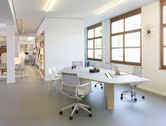 Vitra | Studio Office: Sevil Peach creates a new office for Vitra