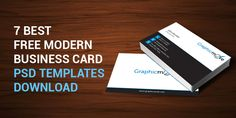 Creating business cards from scratch may take time especially in generating a new idea. The easiest way to make a business card is to start it from a template. Here are some of the best free business card PSD templates that you can use to design highly professional business cards.
