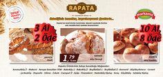 Misss gibi hamur kokusu, taptaze ürünler hepsi Rapata'da!