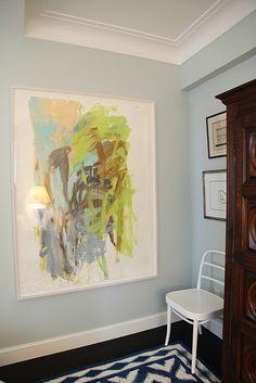 paint color is Willow by Ralph Lauren Paint