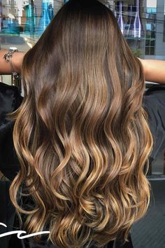 ombre hair color ideas for blonde brown black balayage h Cabelo Ombre Hair, Blonde Ombre Hair, Brown Ombre Hair, Light Brown Hair, Ombre Hair Color, Hair Color Balayage, Hair Highlights, Black Ombre, Bayalage