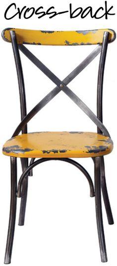 Color Industrial Furniture Trend