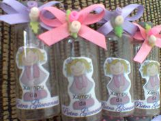 Lembrança de maternidade (Xampu)