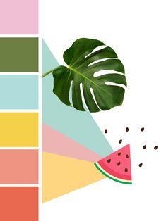 Découvrez la tendance déco Sweet Tropical de Maisons du Monde et faites le plein d'idées déco tropicales pour votre décoration d'intérieur.