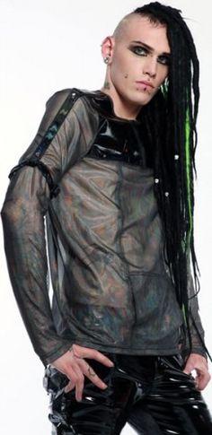 Sexy Cyberpunk