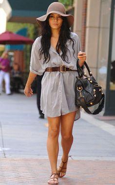from Fashion Spotlight: Vanessa Hudgens | E! Online