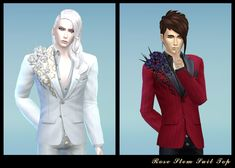 Rore Stem Suit Top Top male new mesh 2 versions. Sims 4 Cc Packs, Sims 4 Mm Cc, Sims 4 Clothing, Male Clothing, Clothing Ideas, Sims 4 Teen, Sims 4 Dresses, Sims4 Clothes, Sims 4 Characters
