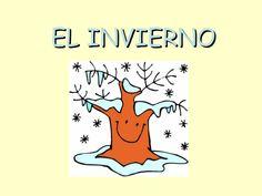 El Invierno by soleroketa via slideshare Learning Spanish For Kids, Spanish Activities, Teaching Spanish, Bilingual Kindergarten, Shared Reading, Dual Language, Spanish Lessons, Handmade Books, Social Studies