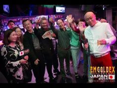 EmGoldex Japan - Welcome Gold Party - YouTube