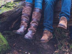 Hampshire based family photographer | Lifestyle photography | Outdoor engagement shoot with Adele Behles Photography