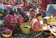 Mercados del mundo: Sololá, Negombo y zoco de Fez