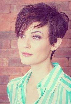 Thick Pixie Haircuts