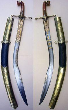 Ottoman pala, the short version of the kilij. | Swords/Knives ...