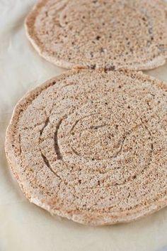 dacquoise (biscuit à l'amande pour desserts)