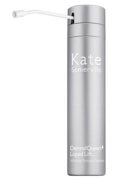 Kate Somerville® 'DermalQuench Liquid Lift™' Advanced Wrinkle Treatment available at Nordstrom! Amazing! A daily must have for my Skin!