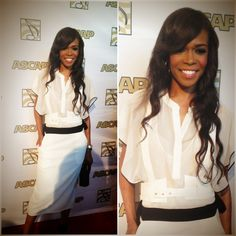 Michelle Williams ASCAP RHYTHM AND SOUL AWARDS