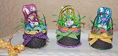 Bo Bunny: Easter Treat Holders