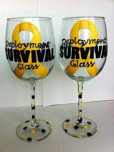Deployment Survival Glass