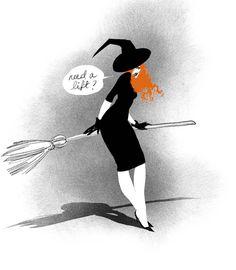 Witch, Vanesa R. Del Rey, Artist