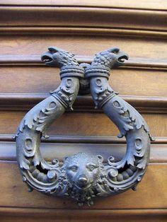 Rome Door Knocker