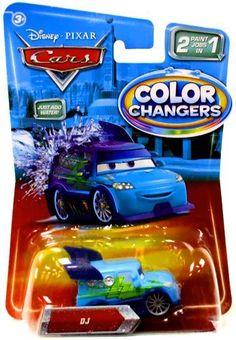 Disney / Pixar CARS Movie 155 Color Changers DJ Disney http://www.amazon.com/dp/B003V1FQ6S/ref=cm_sw_r_pi_dp_JAF1wb06EXZRG