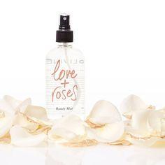 Love + Roses Beauty Mist ***shipping May – Olivine Atelier Beauty Makeup, Hair Makeup, Hair Beauty, Makeup Tips, Ylang Ylang Flower, Rose Essential Oil, Flower Oil, Love Rose, Body Mist