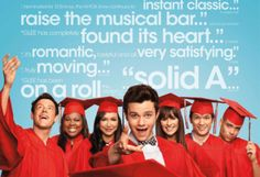 Glee: The Music, The Graduation Album [Songs/Canciones] Glee Season 1, Graduation Album, Rachel And Finn, Good Riddance, Album Songs, Music Tv, Classic Tv, New Shows, Pop Culture