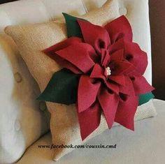 Cojin para Navidad