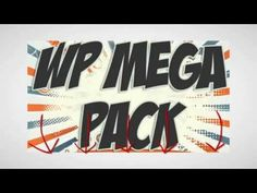 WP Mega Pack Review - Mega Collection of WordPress Themes and Plugins - http://www.howtowordpresstrainingvideos.com/wp-mega-pack-review-mega-collection-of-wordpress-themes-and-plugins/