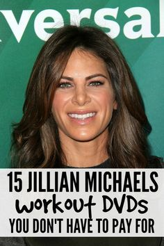 Looking for a free way to burn calories and get a beach body for summer from the comfort of your own home? Look no further! I have 15 AWESOME (and free!) Jillian Michael's workout videos you can watch RIGHT HERE.