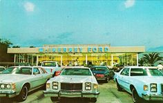 McInerney Ford, Orlando FL, 1978 | 5700 East Colonial Drive | Flickr