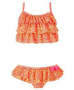 Carter's Kids Swimwear, Little Girls or Toddler Girls Bikini - Kids Toddler Girls (2T-5T) - Macy's