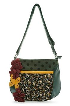Buy Made With Love Ditsy Mix Across The Body Bag from the Next UK online shop