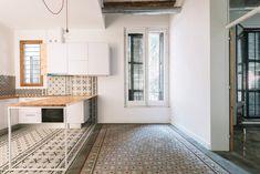 Qubba Arquitectes - Renovation to 19th century apartment, Barcelona