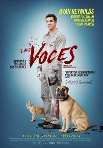 Las Voces(The Voices,2014) Vista el25-sep-15