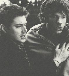 Dean & Sam #Supernatural #bnw